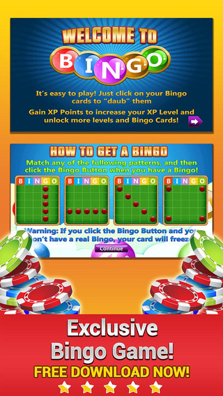 B75 Blitz - Play Online Bingo and Number Card Game for FREE