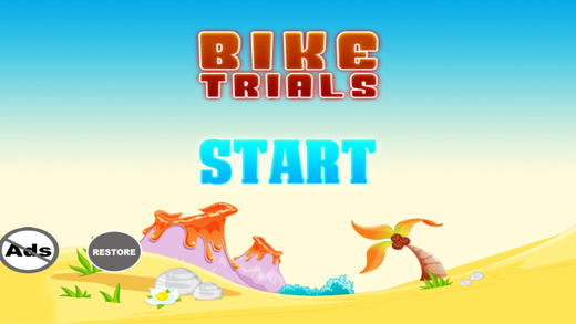Bike Trials - Take The Xtreme Baron Rider On A Highway Frontier