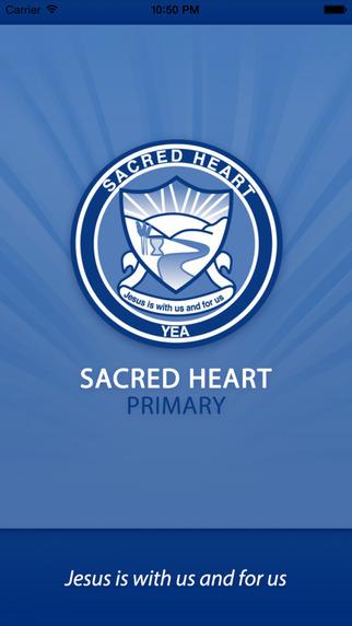 Sacred Heart Primary Yea - Skoolbag