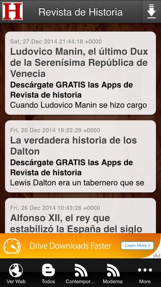 Revista de Historia