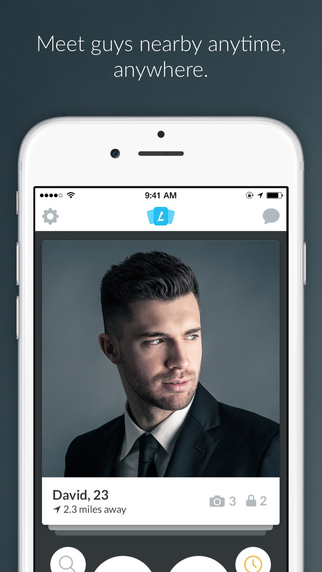 玩免費社交APP|下載Lavendr - Gay App for Chat, Meeting & Dating