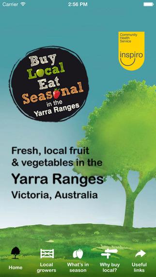 Buy Local Eat Seasonal