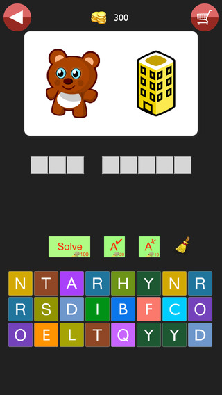 Pic Word Quiz Pro - Guess Photo Emoji Puzzle Screenshots