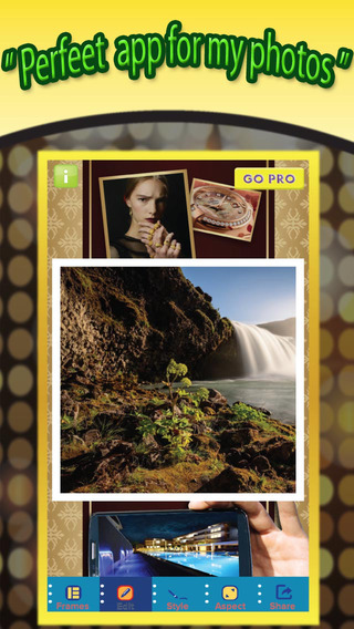 Fantastic Photo Frame and Collage Editor - Combine your pictures