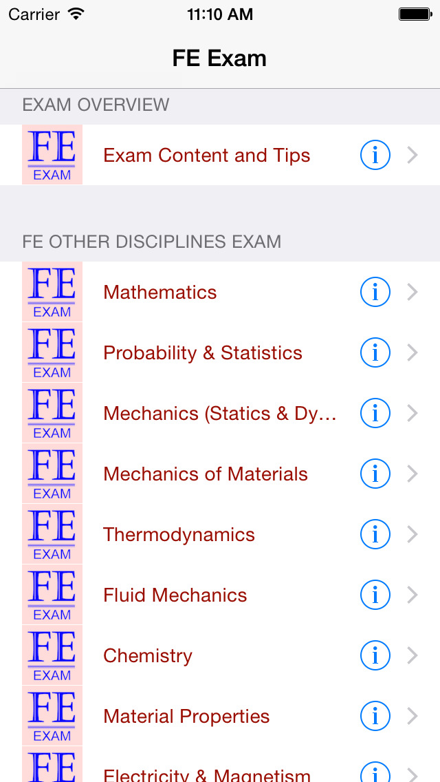 Fe Exam Style Review Questions Ios