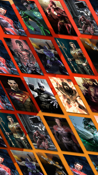 HD Wallpapers For Injustice: Gods Among Us With Free Photo Editor Screenshots