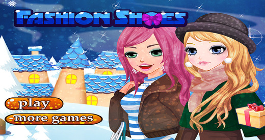 Fashion Shoes - Super model fashion game for kids and girls