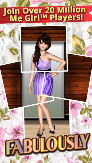 Me Girl Love Story - The Free 3D Dating Fashion Game