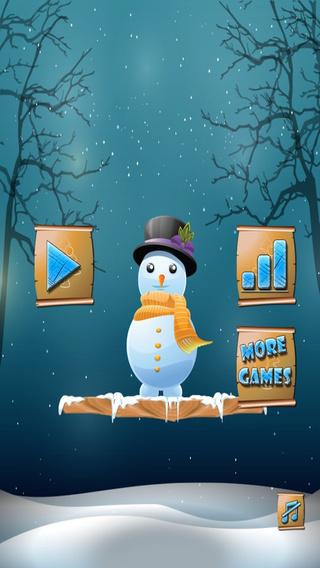 Snowman Jump Adventure Pro