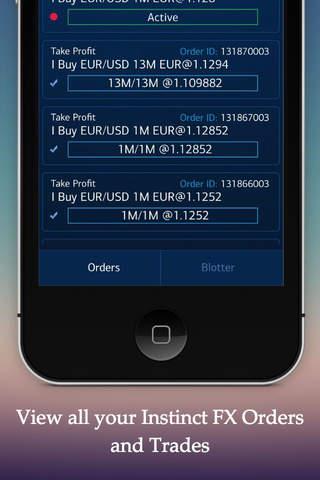 Instinct FX Mobile screenshot 4