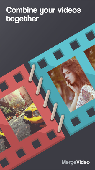 Merge Video + Combine and Mix Movie Clips Slideshows Together for Vine and Instagram