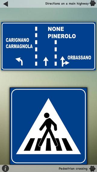 Traffic Signs Info