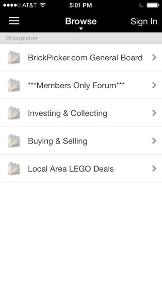 Brickpicker Forum