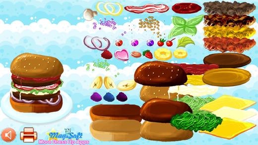Burger Maker Plus