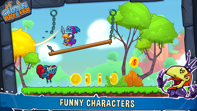 """Free Sale: Mixing a runner and a puzzler, it's """"Chain Breaker""""!"""