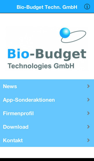 Bio-Budget Techn. GmbH