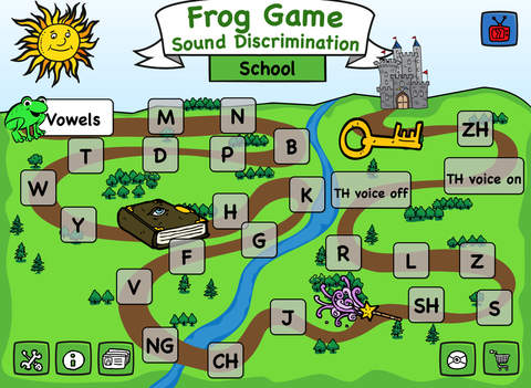 Frog Game - SCHOOL