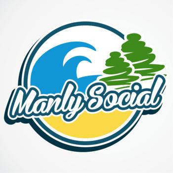 Manly Social 社交 App LOGO-硬是要APP