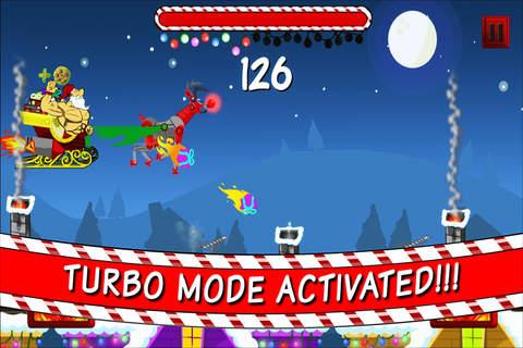 Santa's Cookie Rush screenshot 4