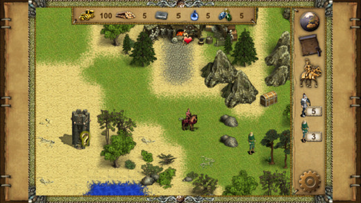 Kings Hero - Turn Based Strategy Screenshots