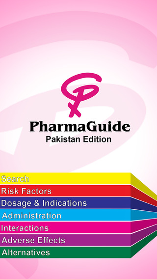 PharmaGuide Pakistan Edition