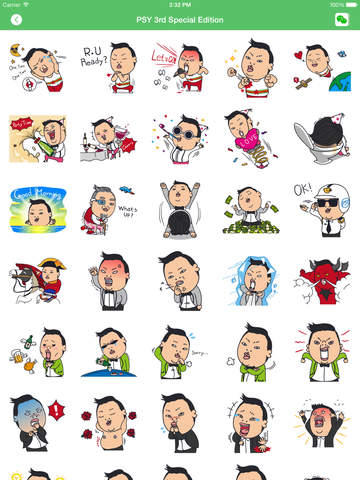 WeSticker - Sticker & Emoji & Emoticon & Chat Icon for WeChat/Weixin -  appPicker