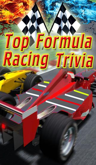 Top Formula Racing Trivia - Redlines Grand Ultimate Speed Quiz