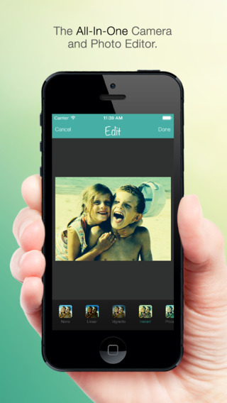Pxel All-In-One Camera and Photo Editor