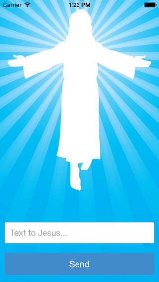 Text to Jesus: Free Daily Prayer App for Christians