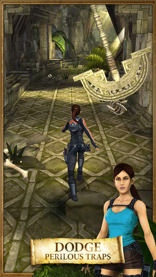 《劳拉快跑 - Lara Croft: Relic Run [iOS]》