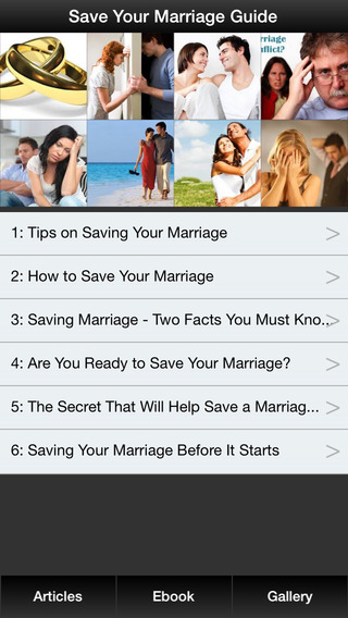 Save Your Marriage Guide - Learn How To Save Your Marriage Relationship Relationship Advice For You