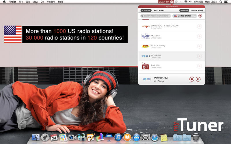 myTuner Radio Free Screenshot