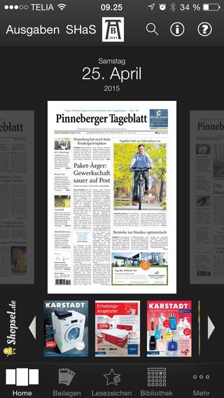 A. Beig Zeitung – Ihre 6 lokalen Tageszeitungen aus dem Kreis Pinneberg