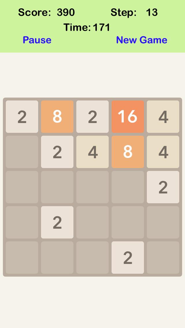 download Number Merge 5X5 - Sliding Number Tiles. apps 1