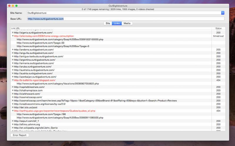 Sitemap Plus Screenshot - 2