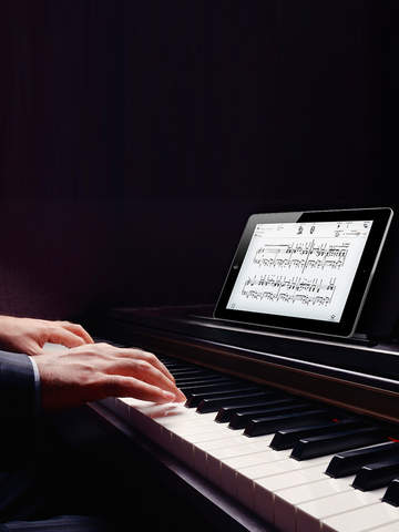 Play Debussy – The Girl with the Flaxen Hair interactive piano sheet music