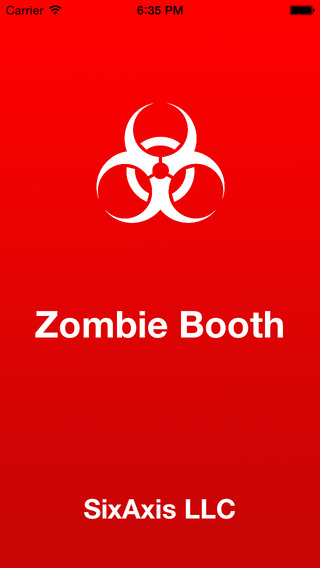 Zombie Booth - 3D Zombify Friends Face Makeup Halloween Photo Effects Editor