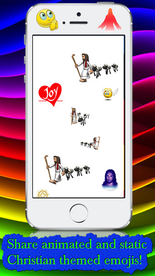 Cool Christian Emojis - Send Good with Fun Animated Static Emoticons