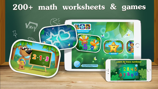 Cool math games for kids toddlers: tracing numbers addition subtraction free worksheets for preschoo