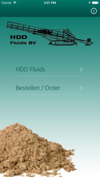 HDD Fluids