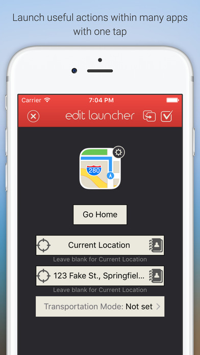 Launcher with Notification Center Widgets on the App Store
