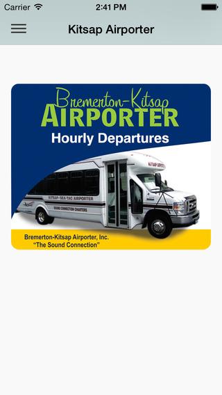 Bremerton-Kitsap Airporter