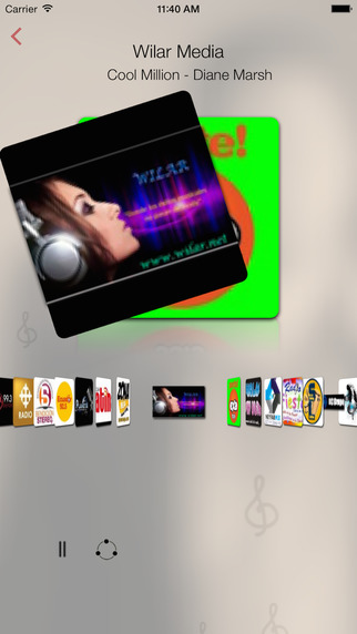Radio, listen, broadcasts, stations, music, news, apple, iOS, shows, free, online, live, Ecuador
