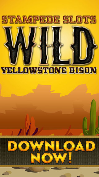 Ace Stampede Slots PRO- Wild Yellowstone Bison Casino