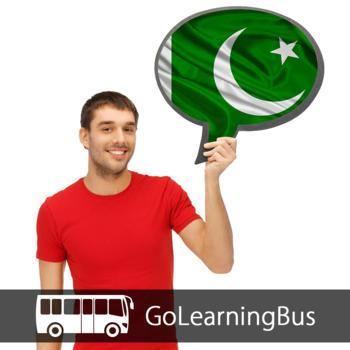 Learn Balochi Writing via Videos by GoLearningBus LOGO-APP點子