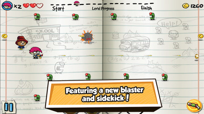 Screenshot #7 for Scribble Hero
