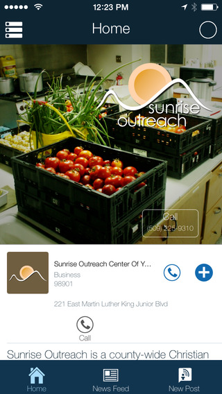 【免費健康App】Sunrise Outreach Center Of Yakima-APP點子