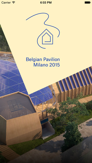 The Belgian pavilion - Expo Milano 2015