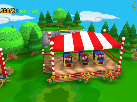 Farm animals slot for kids vip iPad Screenshot 2