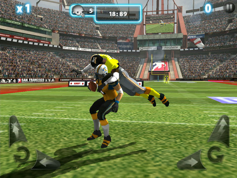 Screenshot #4 for Backbreaker 2: Vengeance
